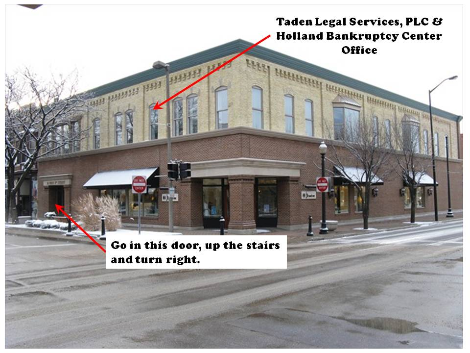 bankruptcy lawyer grand haven michigan